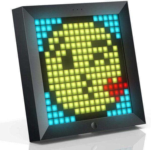 Divoom Pixoo Pixel Art Digitaler Bilderrahmen